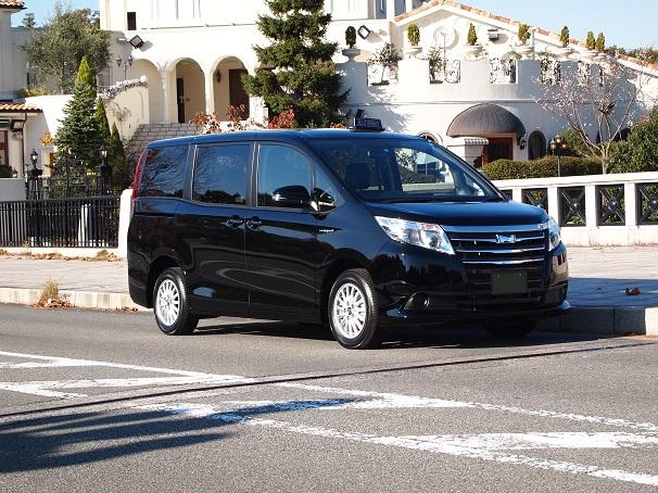 東日本タクシー|ノア